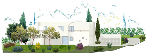 construction villa Biot